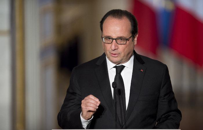Олланд призвал британских депутатов одобрить удары по ИГ в Сирии