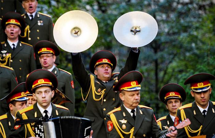 Эстония запретила концерт ансамбля им. Александрова в Таллине