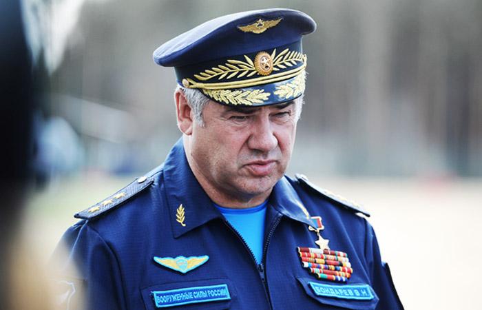 Главком ВКС рассказал о подробностях полета сбитого Су-24