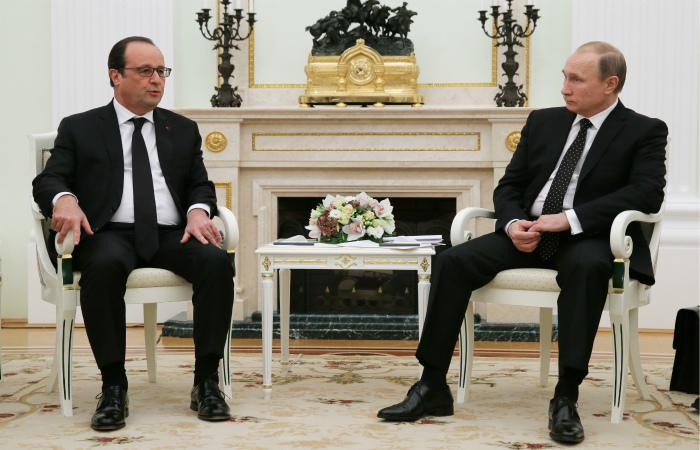 Путин предостерег от применения к террористам двойных стандартов
