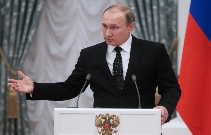 Путин выразил сожаление по поводу ухудшения отношений с Турцией