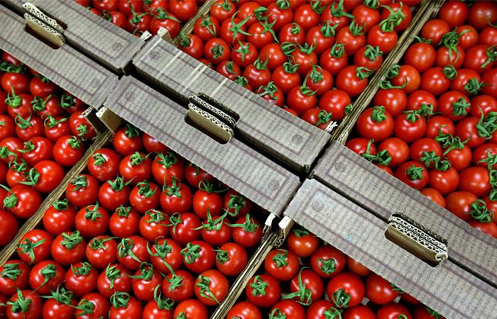Турецкие овощи в магазинах частично заменили марокканскими и азербайджанскими