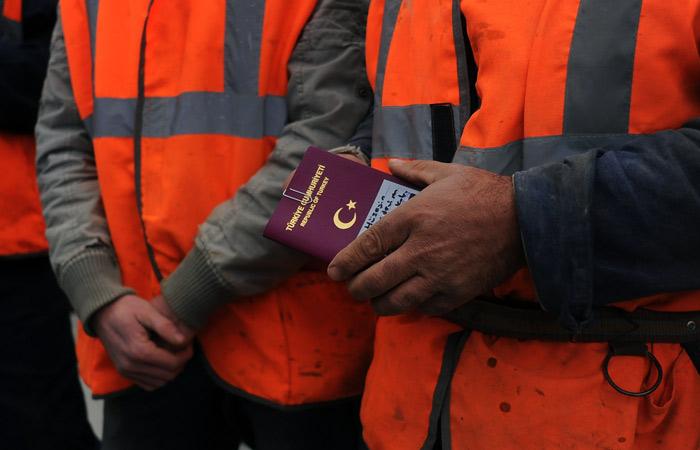 Россия с 1 января отменит безвизовый режим с Турцией