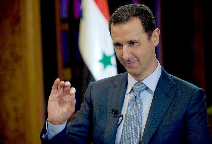 Асад обвинил враждебные страны в усилении поддержки боевиков в Сирии