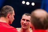 Виталий Кличко счел проигравшего титул брата достойным реванша