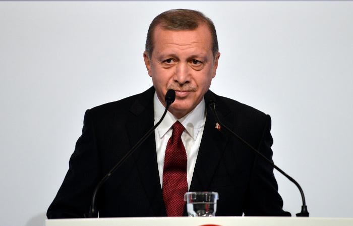 """Эрдоган пообещал ответить на санкции России """"без эмоций"""""""