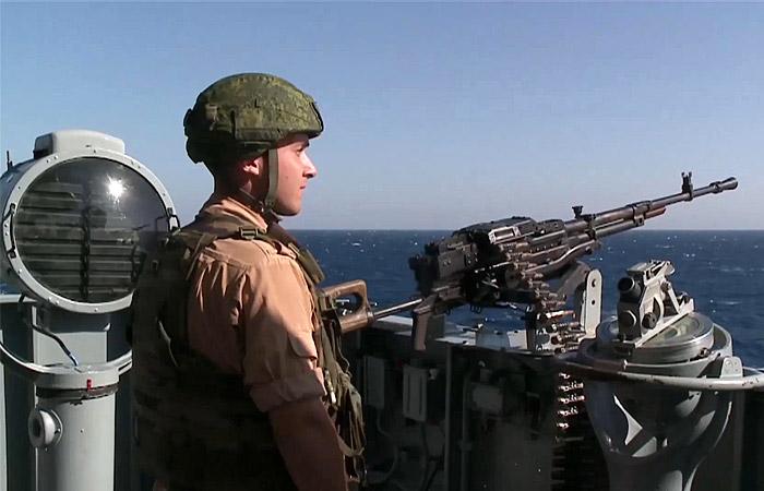 Крейсер москва покроет границу с турцией пво