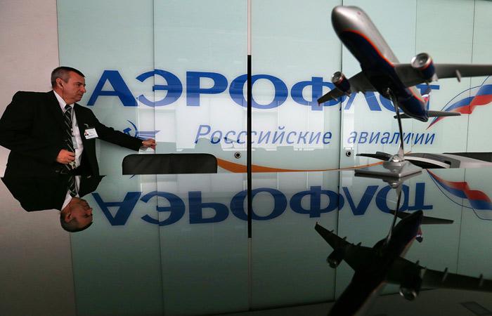 "Акции ""Аэрофлота"" упали на 5% на фоне претензий ФАС"