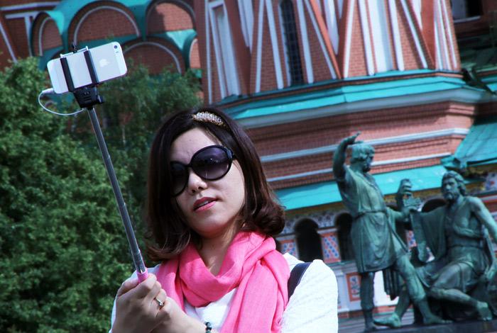 Москва вошла в пятерку самых популярных городов в инстаграме