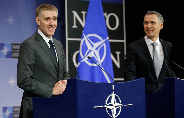 В Кремле пообещали ответные действия на присоединение Черногории к НАТО