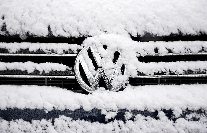 Продажи Volkswagen в США в ноябре рухнули на четверть