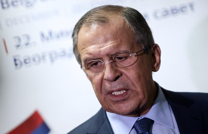 Лавров заявил о необходимости Лондону получить разрешение на авиаудары в Сирии
