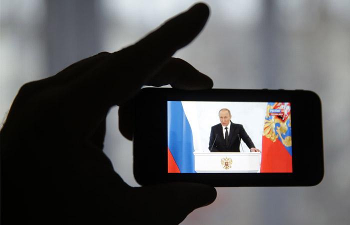 Тезисы послания Владимира Путина Федеральному собранию