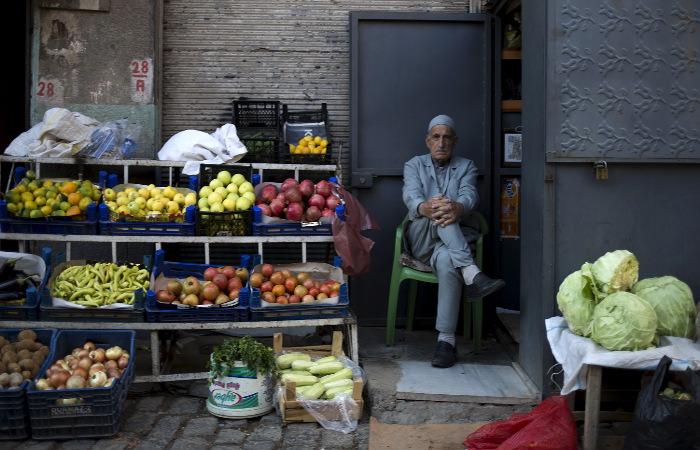 Попавшие под запрет турецкие товары развернут на границе