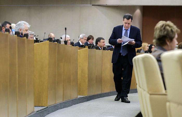Госдума приняла закон о федеральном бюджете на 2016 год
