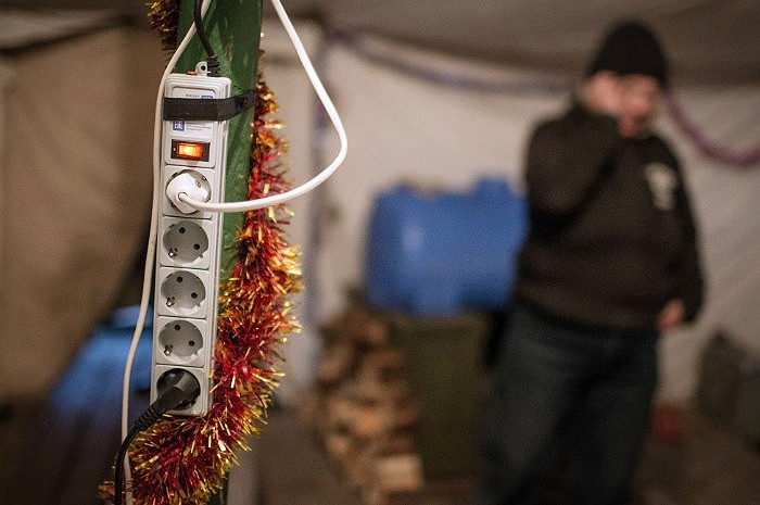 Аксенов допустил запуск второй нитки энергомоста из Кубани 15 декабря