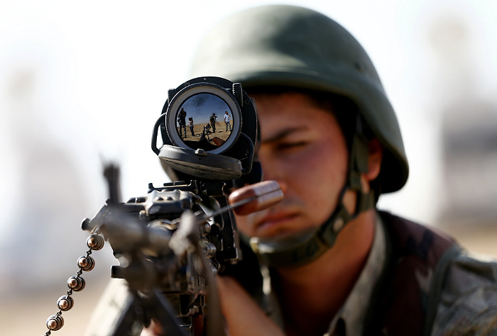 Багдад потребовал от Анкары вывести турецких солдат из района Мосула
