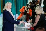 Экзит-полы отдали лидерство ультраправым на местных выборах во Франции