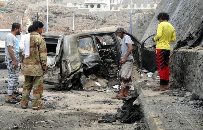 Убийство губернатора йеменского города Аден усложнит мирные усилия ООН