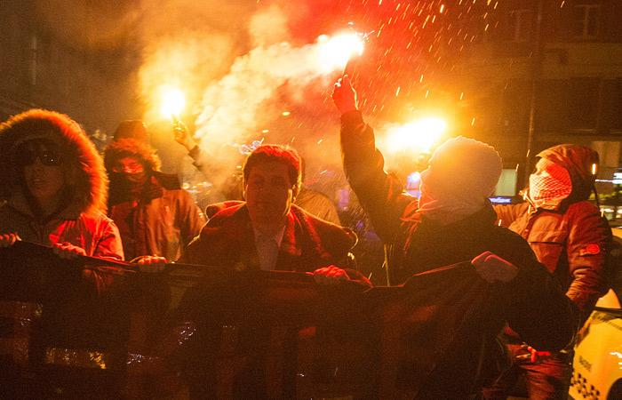Активист впервые получил срок в РФ за неоднократное нарушение правил митингов