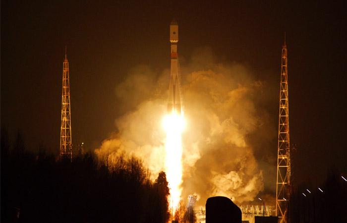 """США сообщили об успешном отделении обоих спутников от блока """"Волга"""""""
