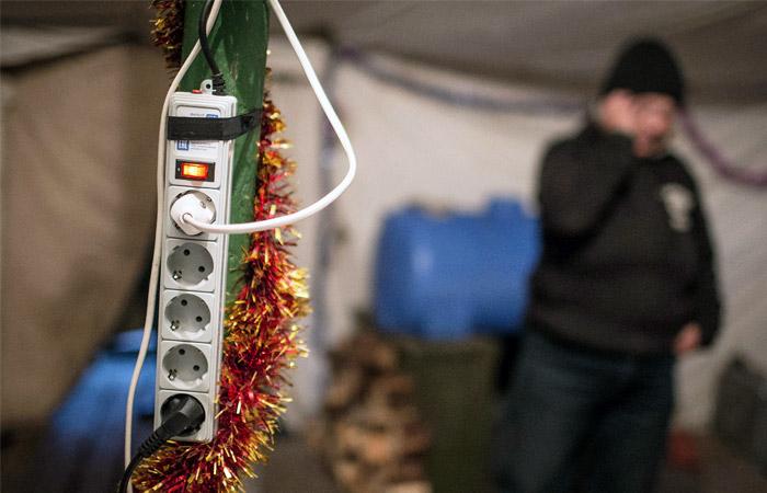 В Минэнерго подтвердили поступление электричества с Украины в Крым