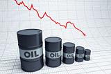 Цена нефти Brent опустилась ниже $40 впервые за 7 лет