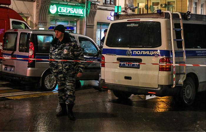 Сработавшим на остановке в Москве взрывным устройством оказалась граната