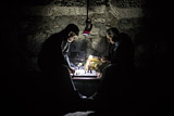 Запад Крыма снова остался без света