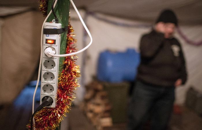 Ремонтные работы по подаче электричества в Крыму завершены