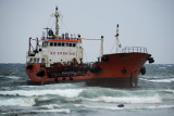"""Севший на мель танкер """"Надежда"""" не был предназначен для перевозки мазута"""