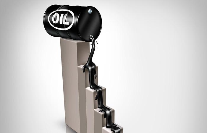 Нефть вернулась на уровень декабря 2008 года