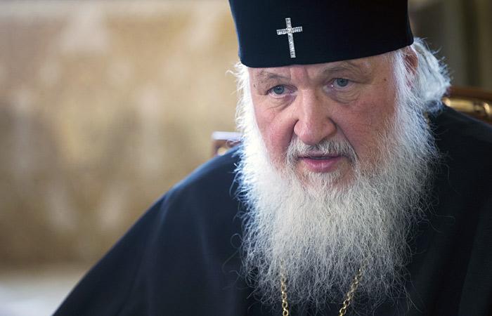 Патриарх Кирилл рассказал о встрече с участницами Pussy Riot