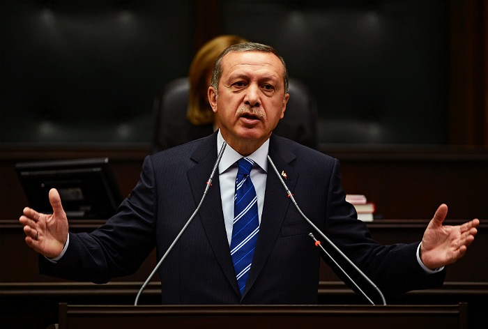 Эрдоган назвал нахождение войск его страны в Ираке условием безопасности Турции