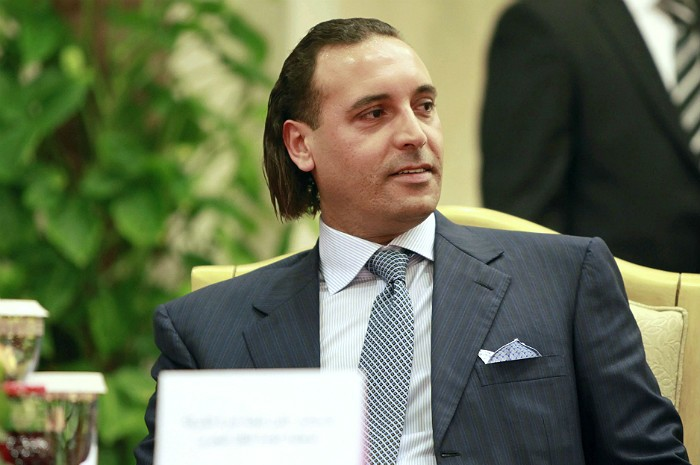 Похитители освободили сына Муаммара Каддафи