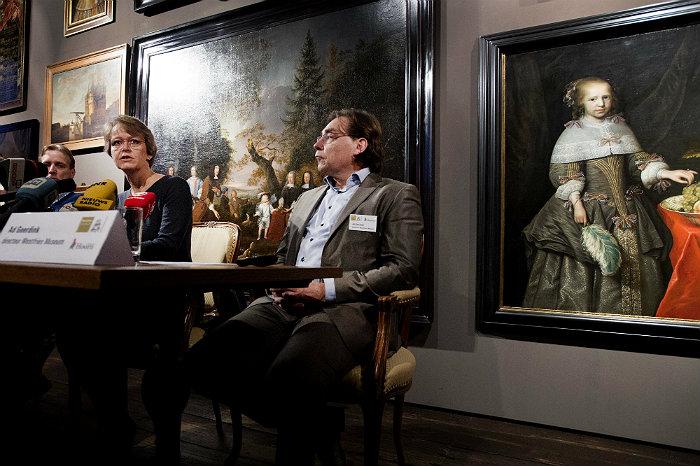 В голландском музее рассказали о просьбе к Украине вернуть похищенные картины