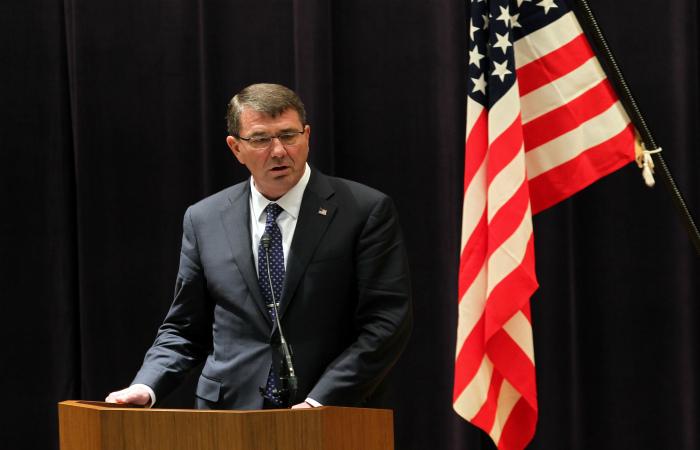 Глава Пентагона пообещал наращивать интенсивность операций против ИГ