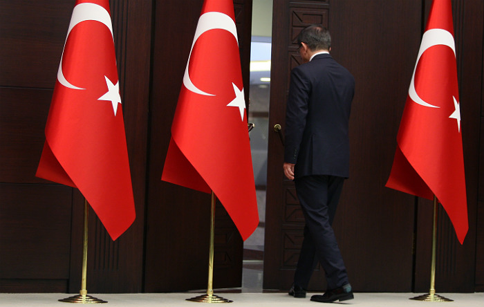 Турция попытается получить для своих военных в Ираке статус сил коалиции