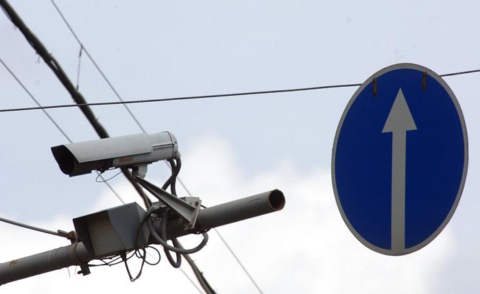 Камеры видеонаблюдения начнут фиксировать нарушения правил поворота