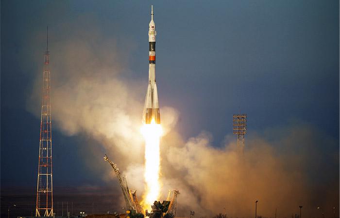 Очередной международный экипаж МКС отправился на орбиту