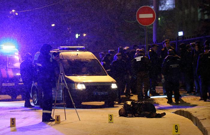 Застреленный на Солянке мужчина оказался бизнесменом из Дагестана