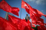 Киевский суд запретил деятельность Компартии Украины
