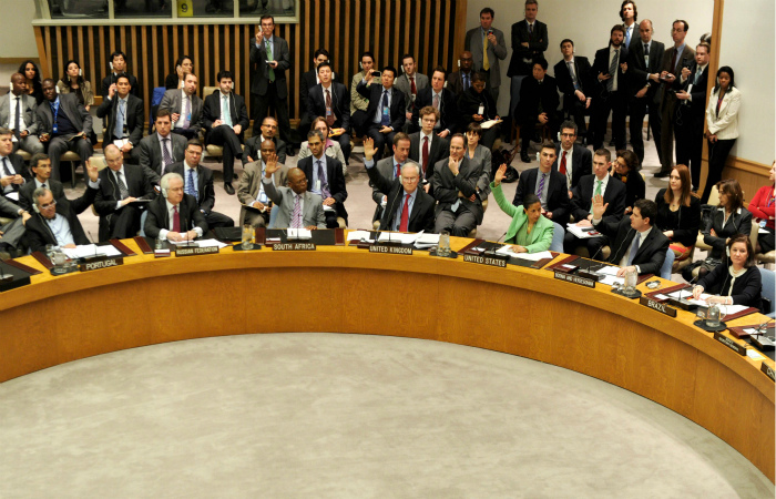СБ ООН единогласно принял резолюцию по борьбе с финансированием террористов