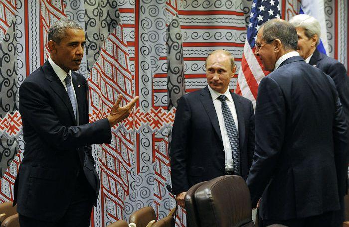 """Керри рассказал о предложении Обамы """"покончить с конфликтом вокруг Украины"""""""