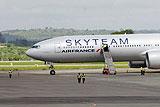 Власти Кении подтвердили наличие бомбы на борту самолета Air France