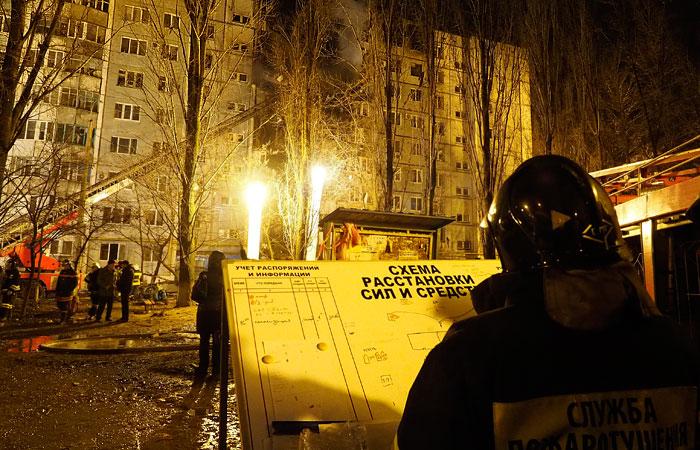 Остается неизвестной судьба восьми жильцов взорвавшегося дома в Волгограде