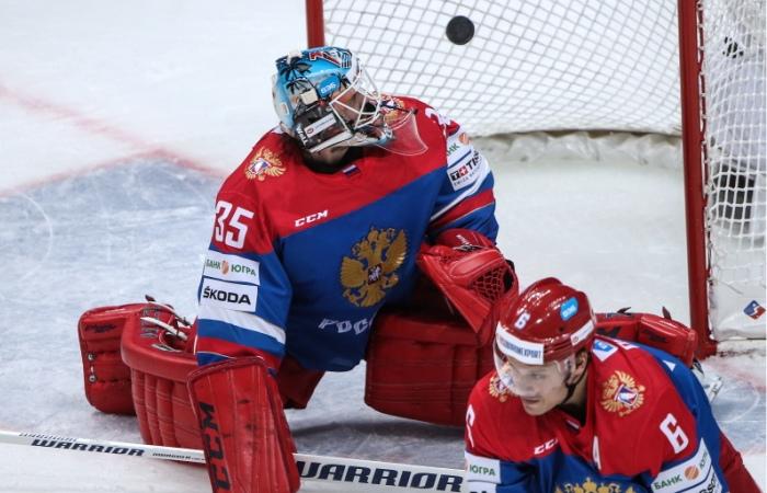 Кубок 1 Канала Счет Россия Чехия