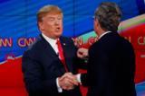 Джеб Буш оскорбил Дональда Трампа