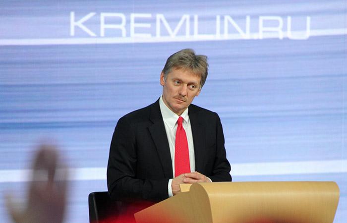 В Кремле призвали не драматизировать конфликт между властями Крыма и правительством