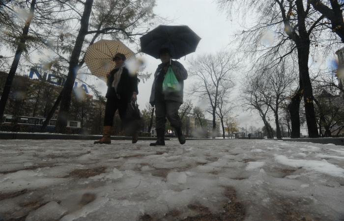 В Москве установлено два температурных рекорда